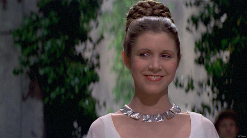 Star Wars Princess Leia Necklace Helsinki