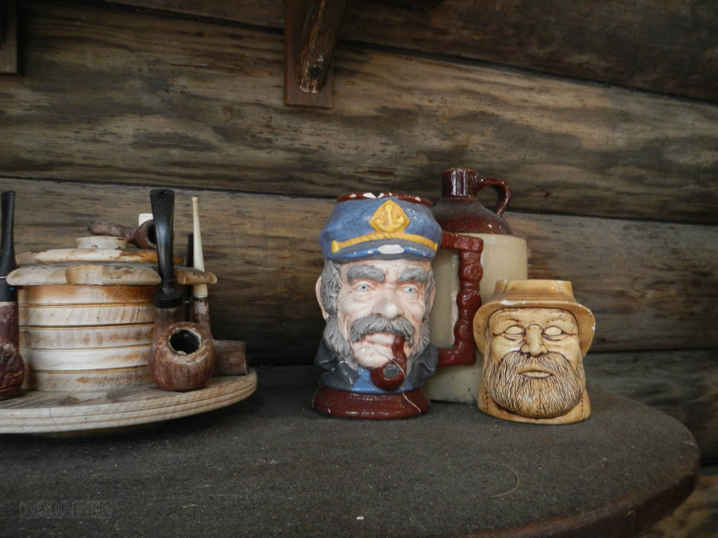 Typhoon Lagoon Nautical Decor