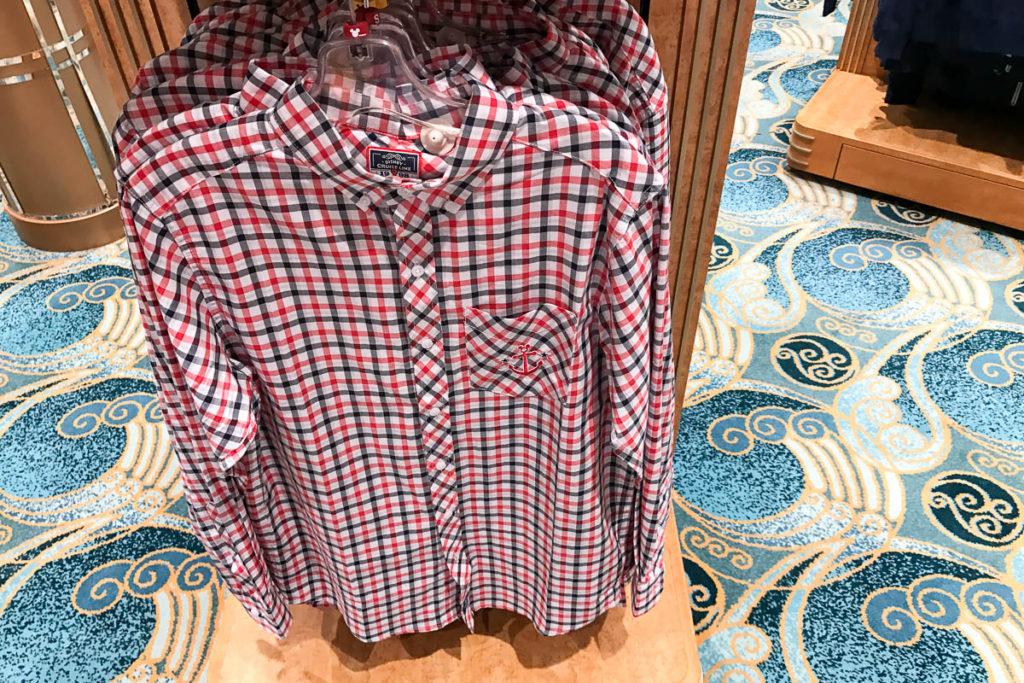WhiteCaps Wonder Merch Feb17 Anchor Dress Shirt