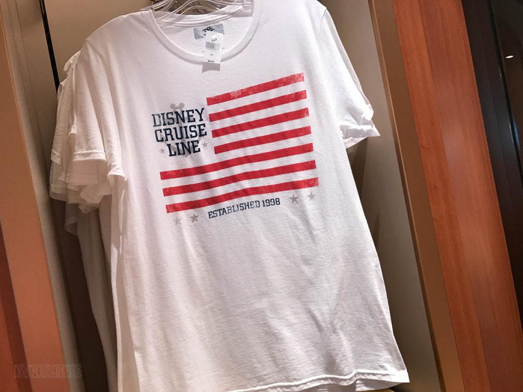 WhiteCaps Wonder Merch Feb17 Flag Shirt