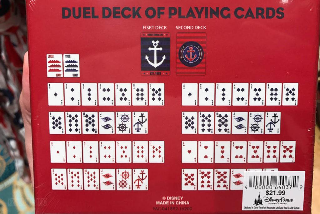 WhiteCaps Wonder Merch Feb17 Playing Cards Back