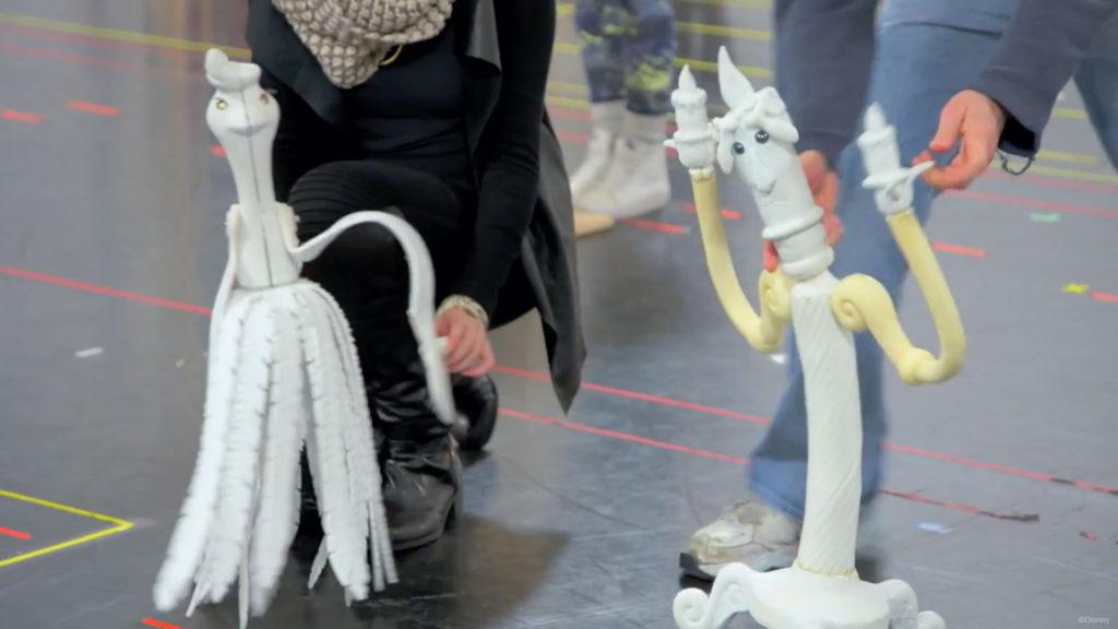 BatB Lumiere Fifi Puppets