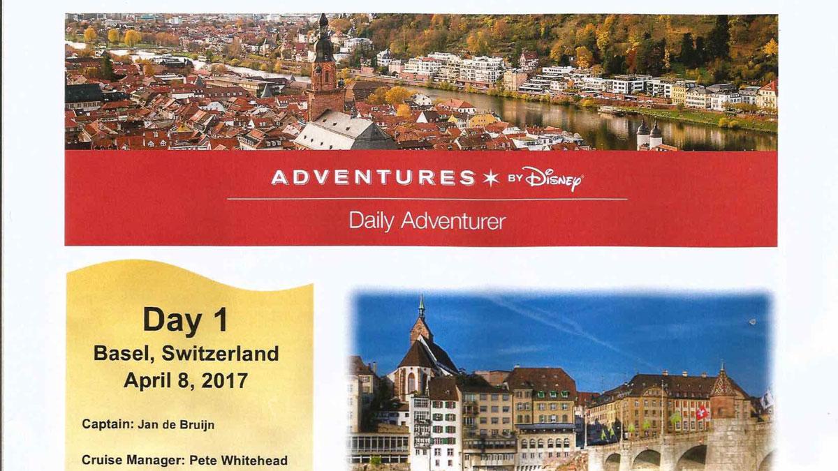 Daily Adventurer ABD Rhine River 2017 04 08