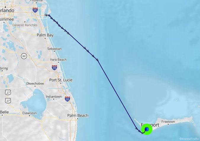 Fantasy 2017 Dry Dock MarineTraffic PC Freeport Map