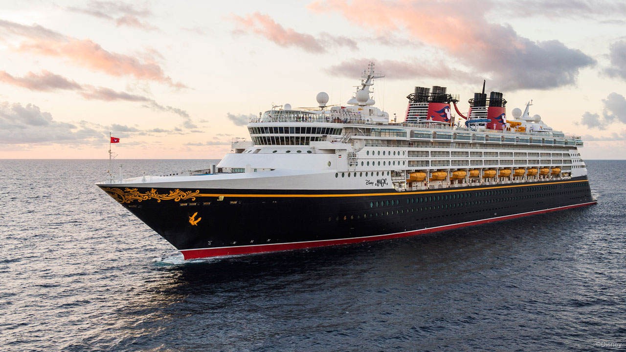 DCL Disney Magic At Sea