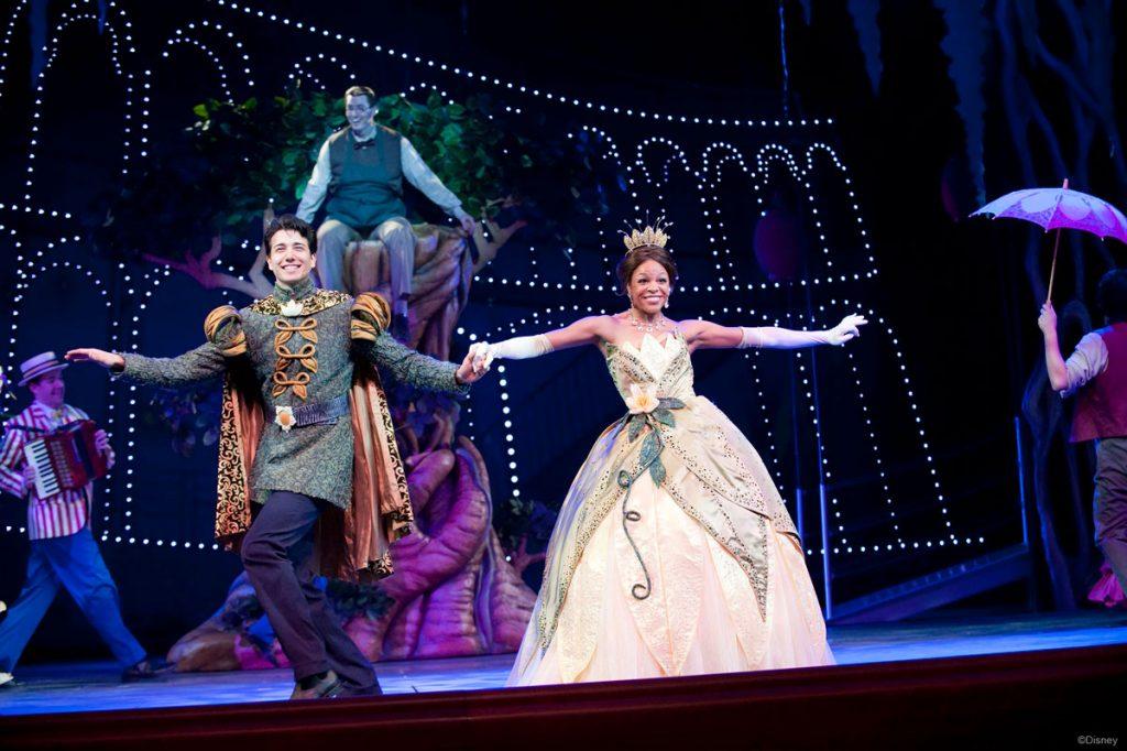 Disney's Believe DCL Promo Naveen Tiana