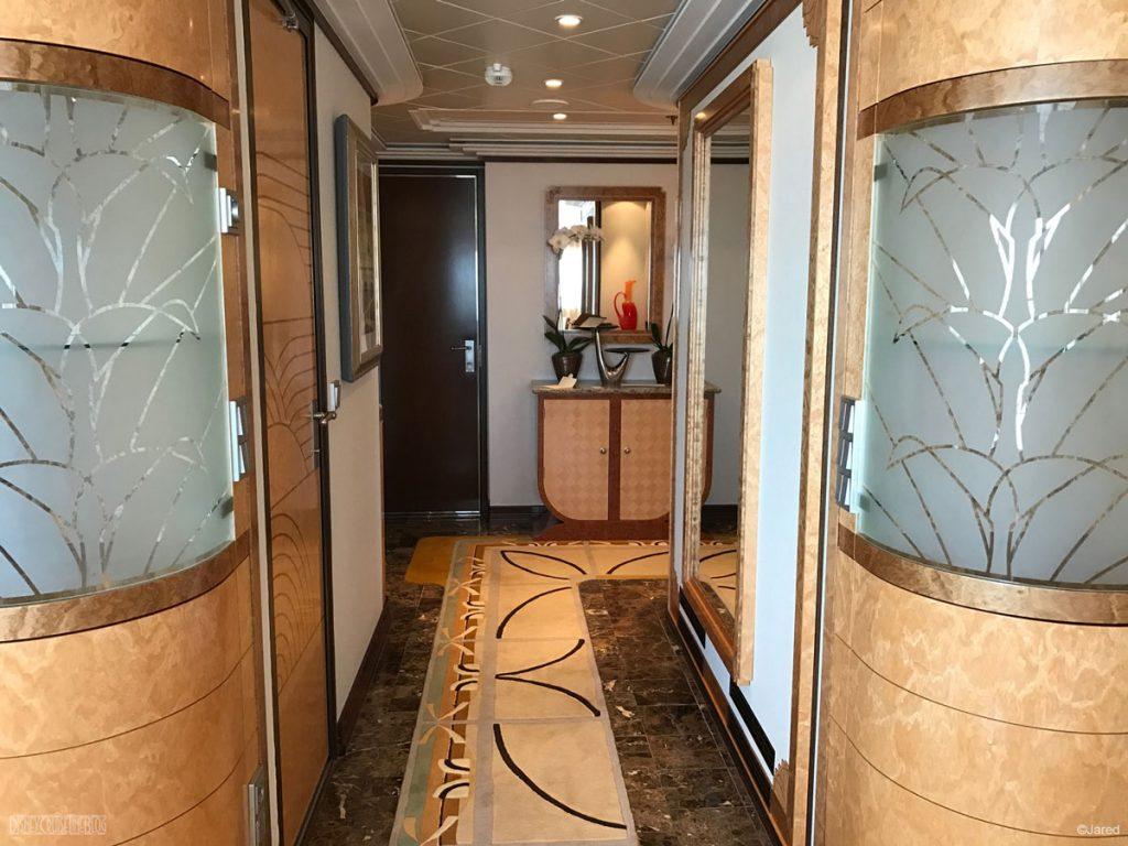 Dream Roy Suite 12502 Hallway