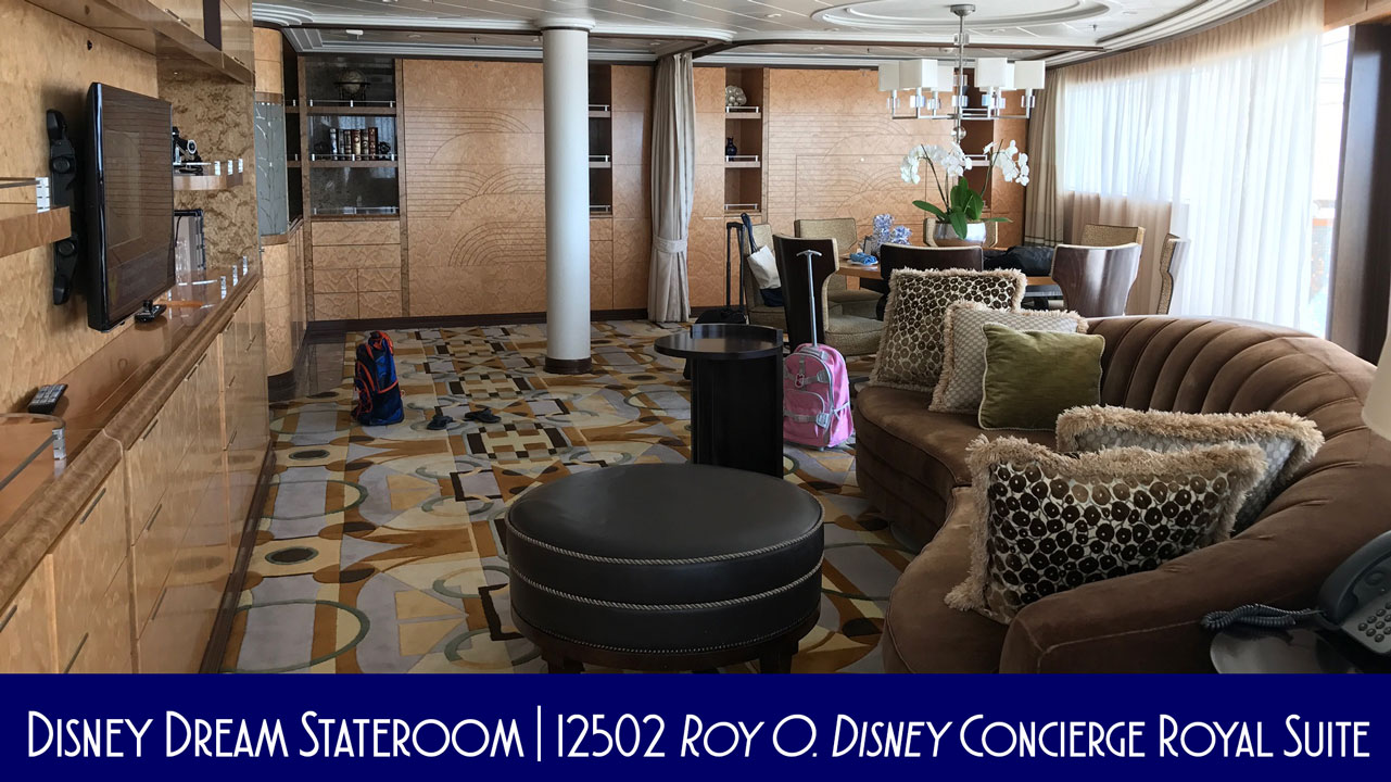 Roy O Disney Concierge Royal
