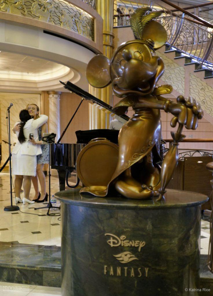 Fantasy Atrium Statue KRice
