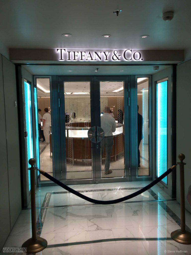Fantasy Dry Dock Tiffany Entrance