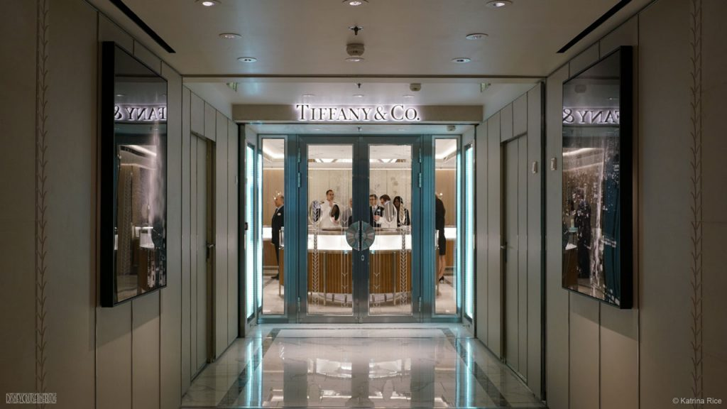 Fantasy Tiffany Entrance Hallway KRice