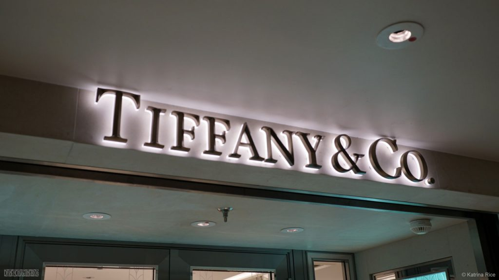 Fantasy Tiffany Entrance Sign KRice