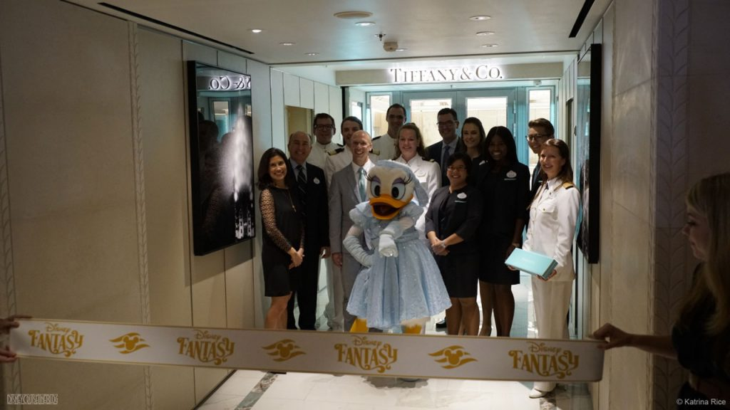 Fantasy Tiffany Ribbon Cutting KRice