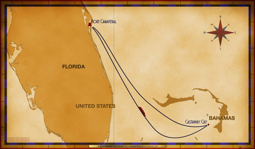 Map Dream 4 Night Bahamian PC Sea CC CC