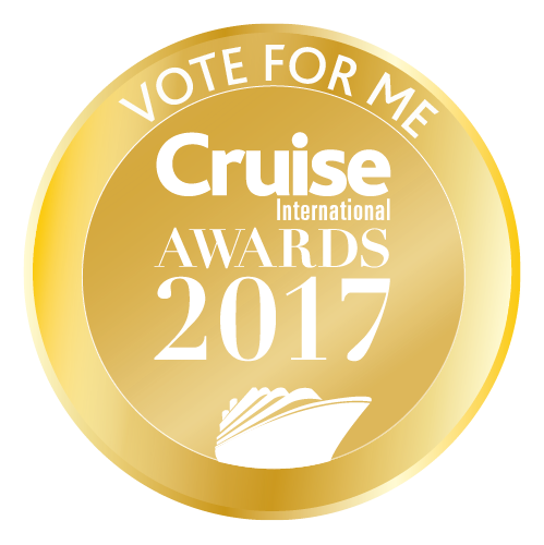 The Cruise International Awards 2017 Banner