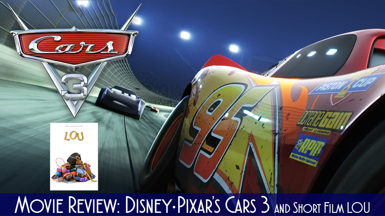 Pixar Cars 3 Movie Review