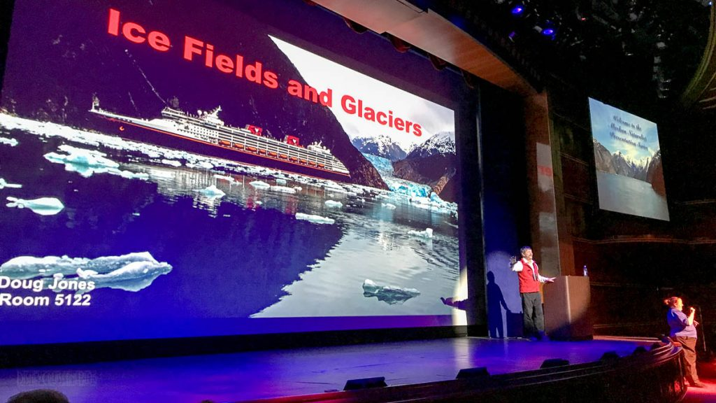 Alaska Nature Talk Doug Jones Ice Fields And Glaciers