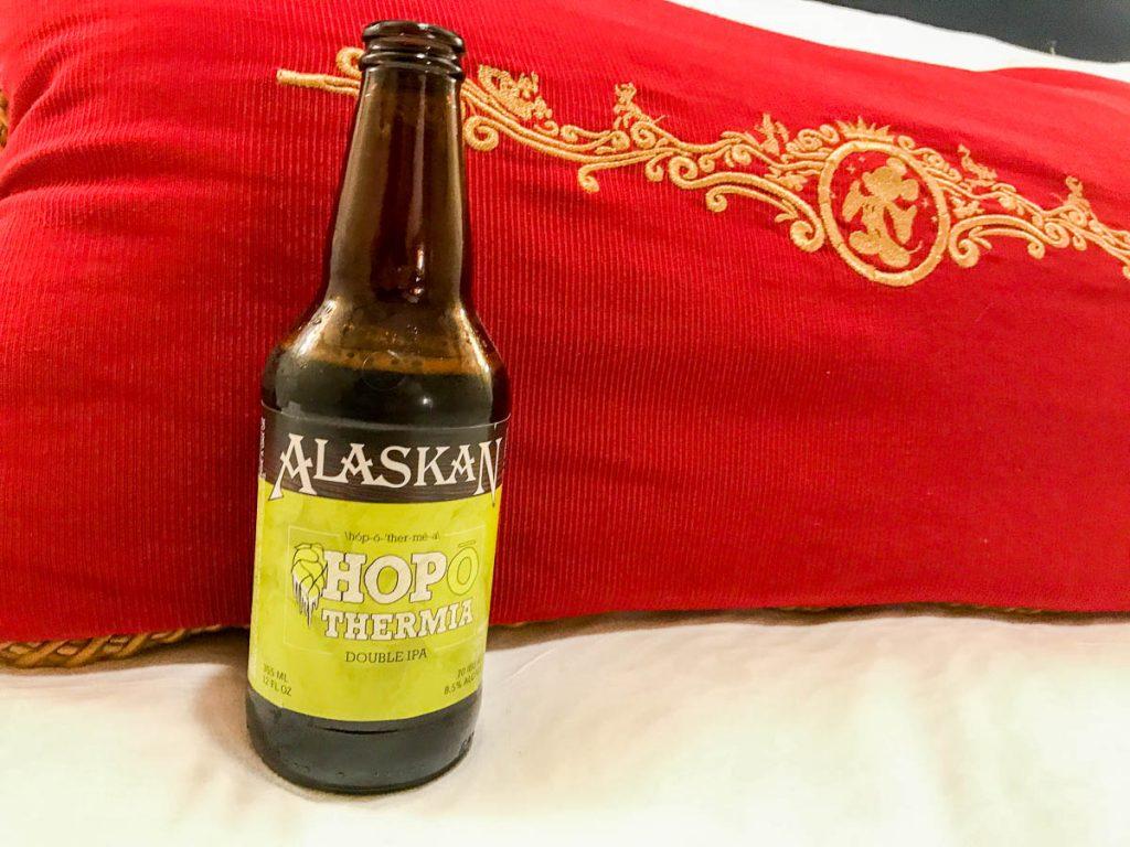 Alaskan Brewing Hopothermia