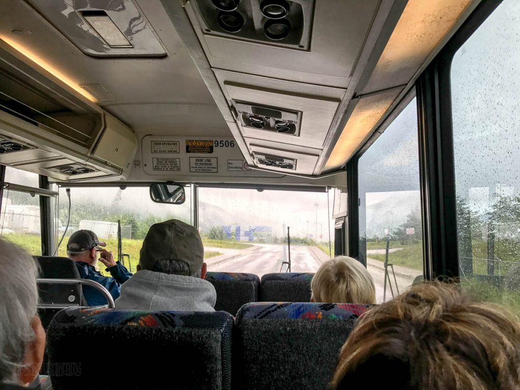 Bus To Mendenhall