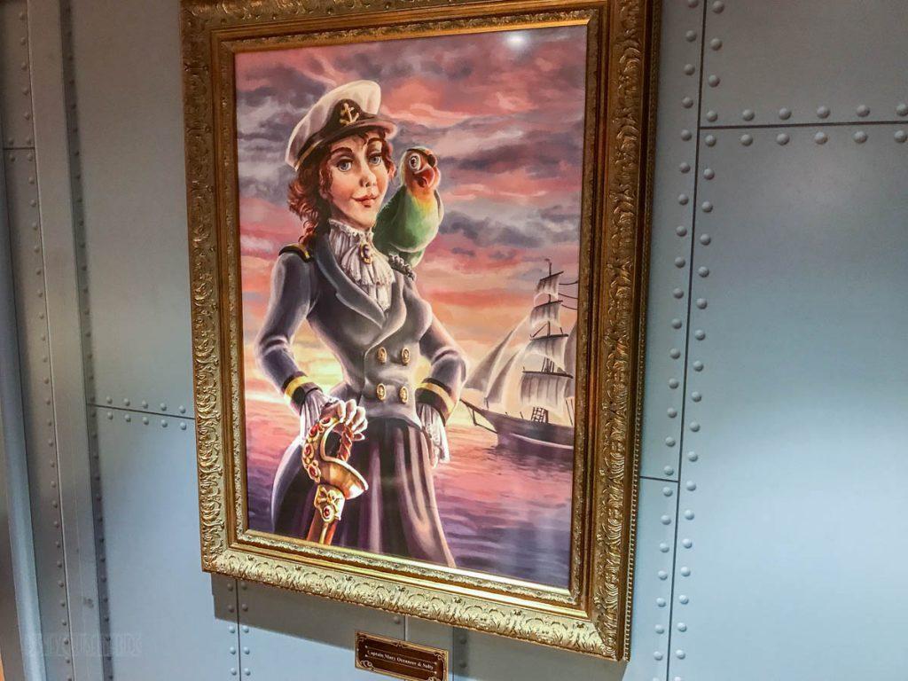 Captain Mary Oceaneer & Salty