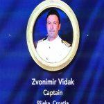 Captain Zvonimir Vidak