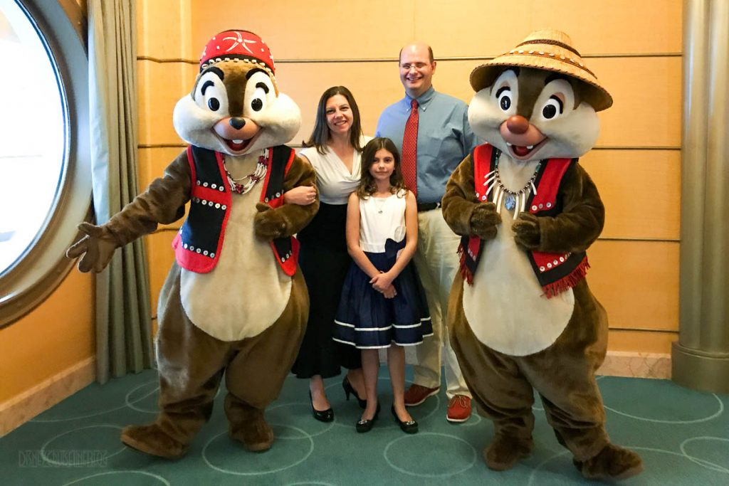Chip & Dale Alaskan Family Photo