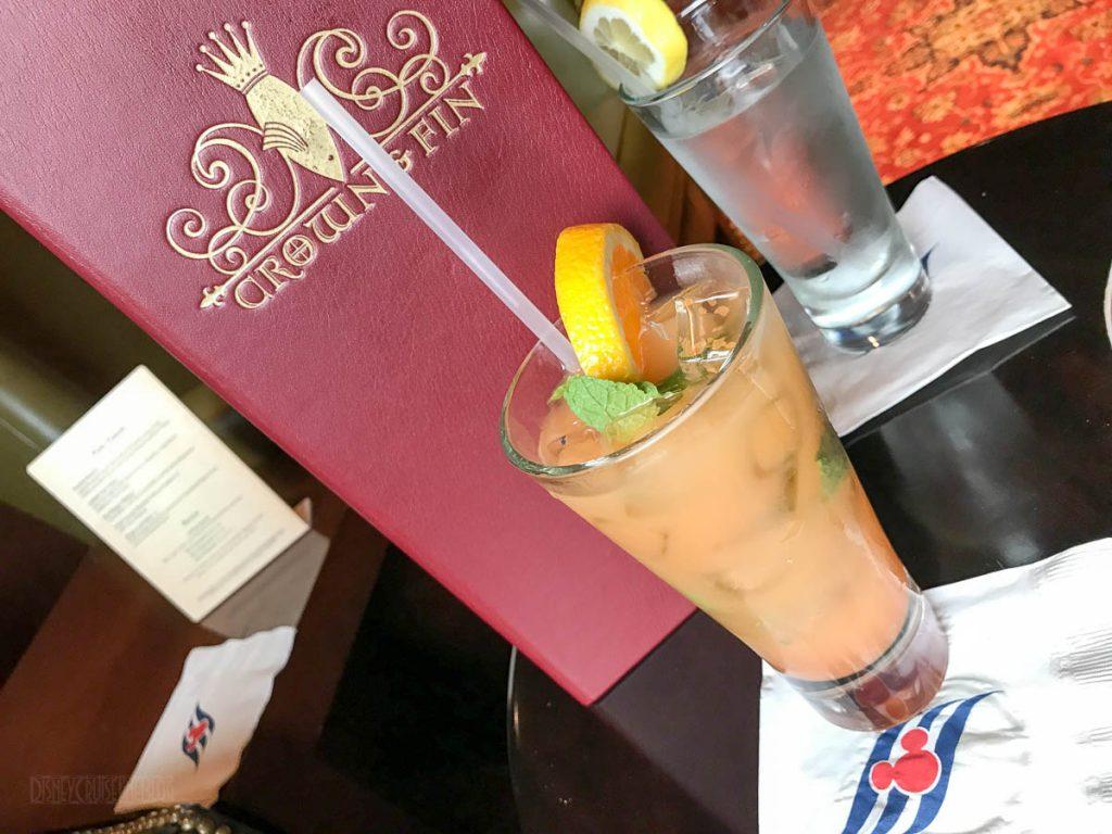 Crown & Finn Bourbon Fizz