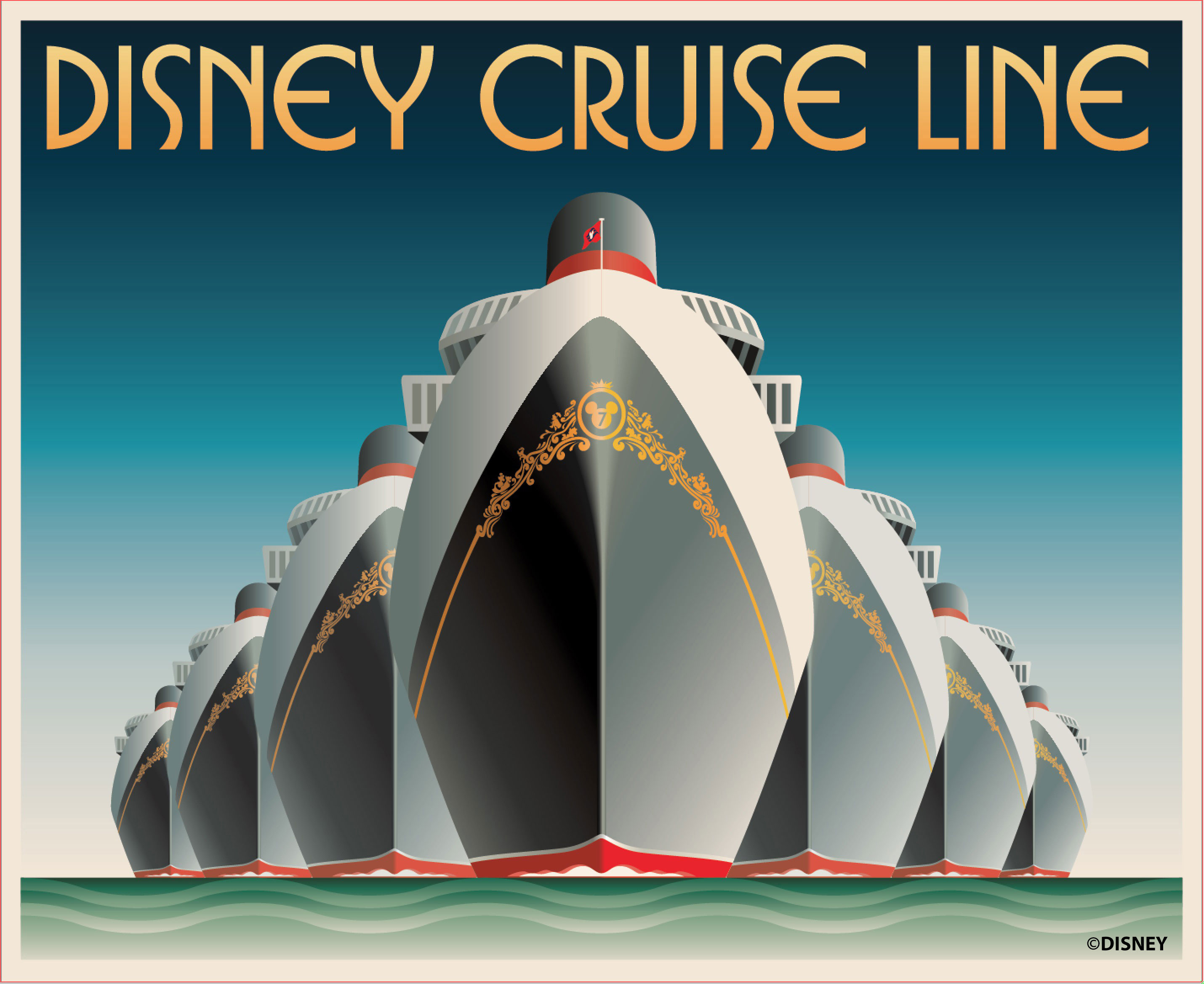 Disney Cruise Line Reveals A 3rd New Ship Is Planned By