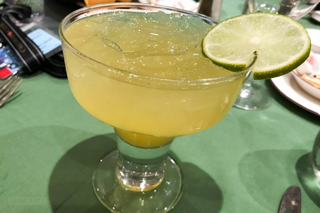 DCL Key Lime Margarita