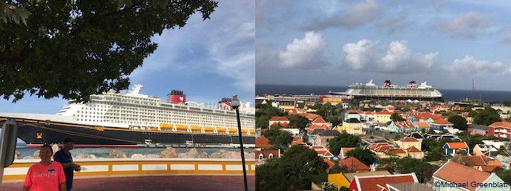 Disney Fantasy Curacau Inagural Call Greenblatt 20170702
