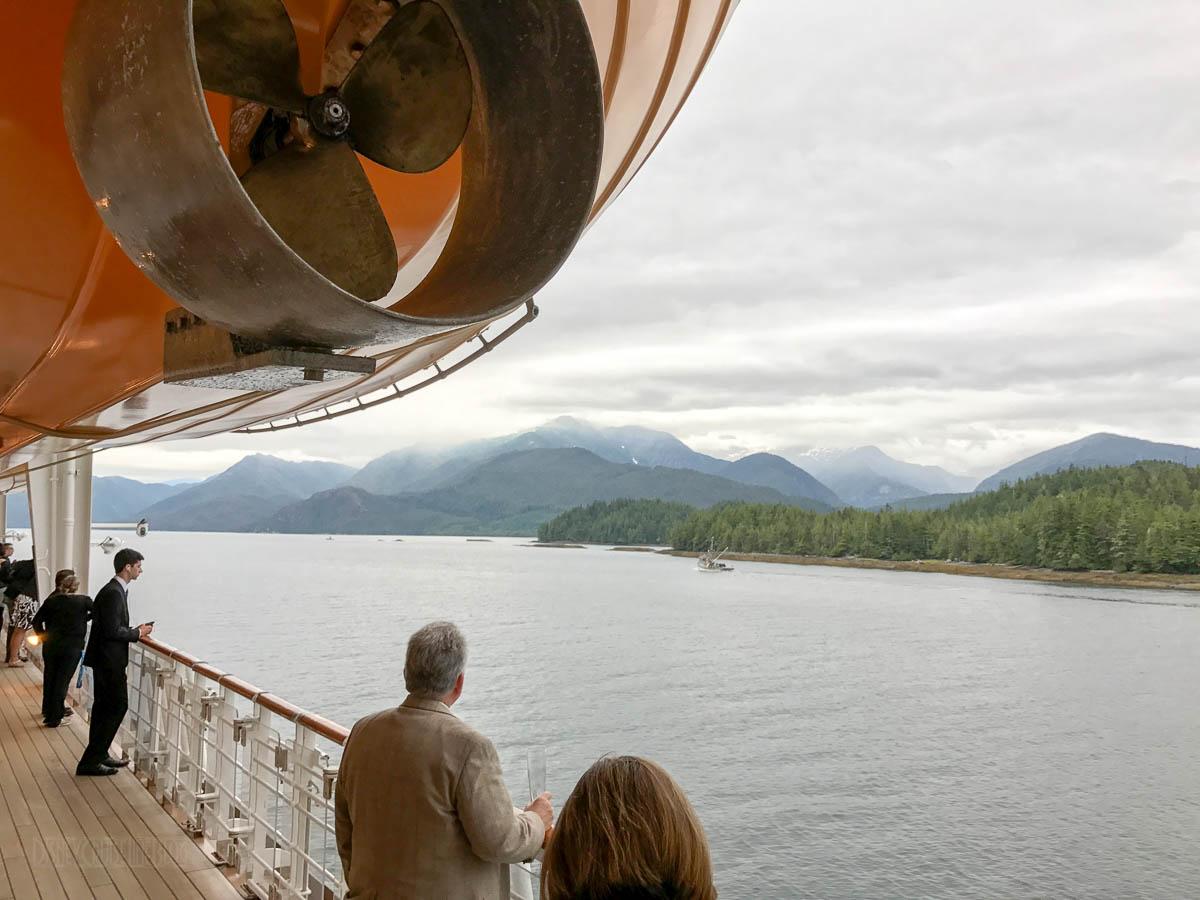 Trip Log Day 2: 9-Night Alaskan Cruise On Disney Wonder