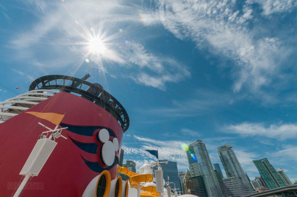 Disney Wonder Vancouver
