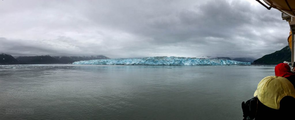 Hubbard Glacier From Deck 4