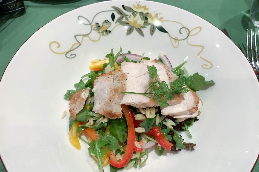 Let The Magic Begin Mango Chicken Salad