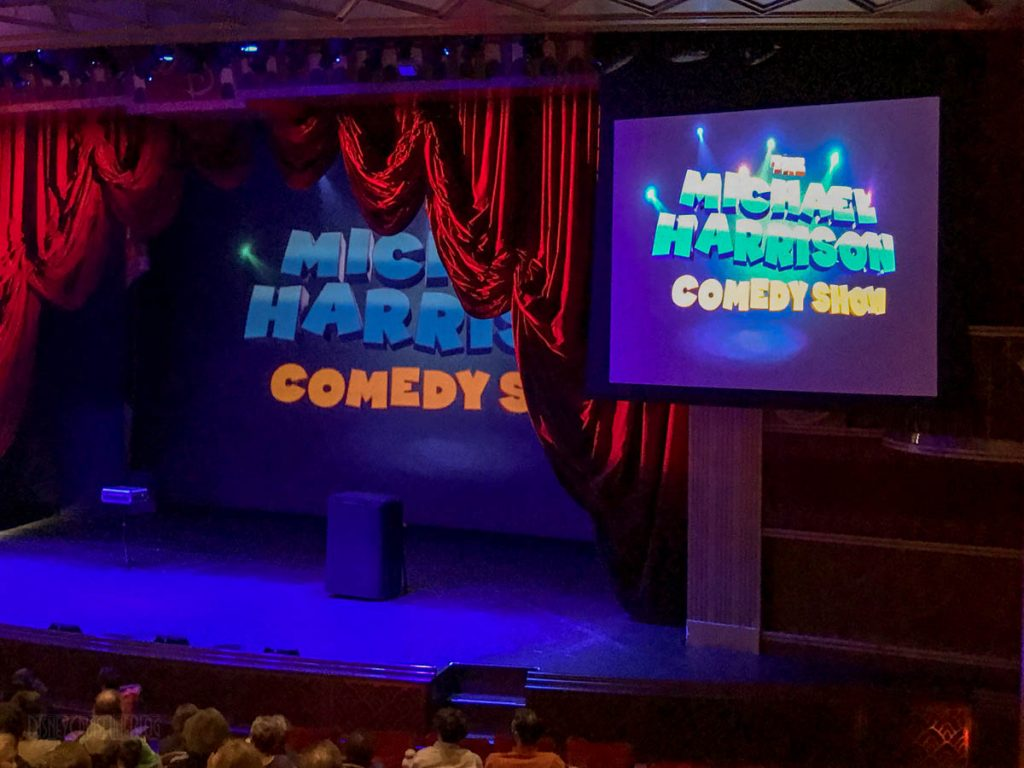 Michael Harrison Comedy Show