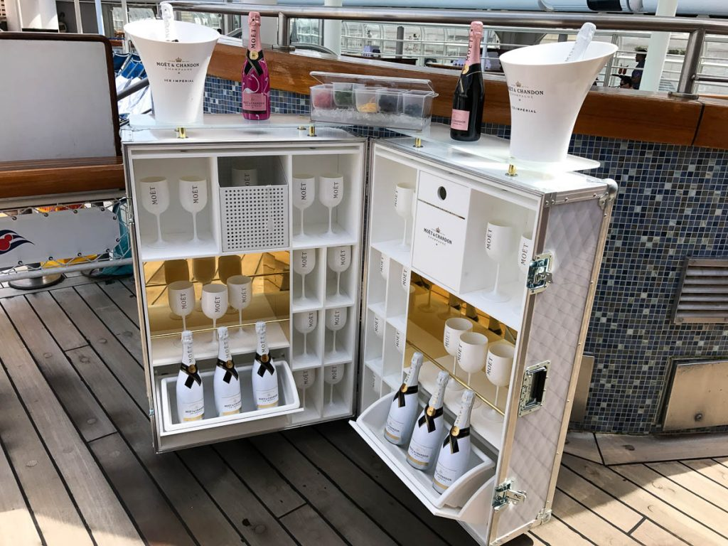 Moët & Chandon Ice Imperial Cart