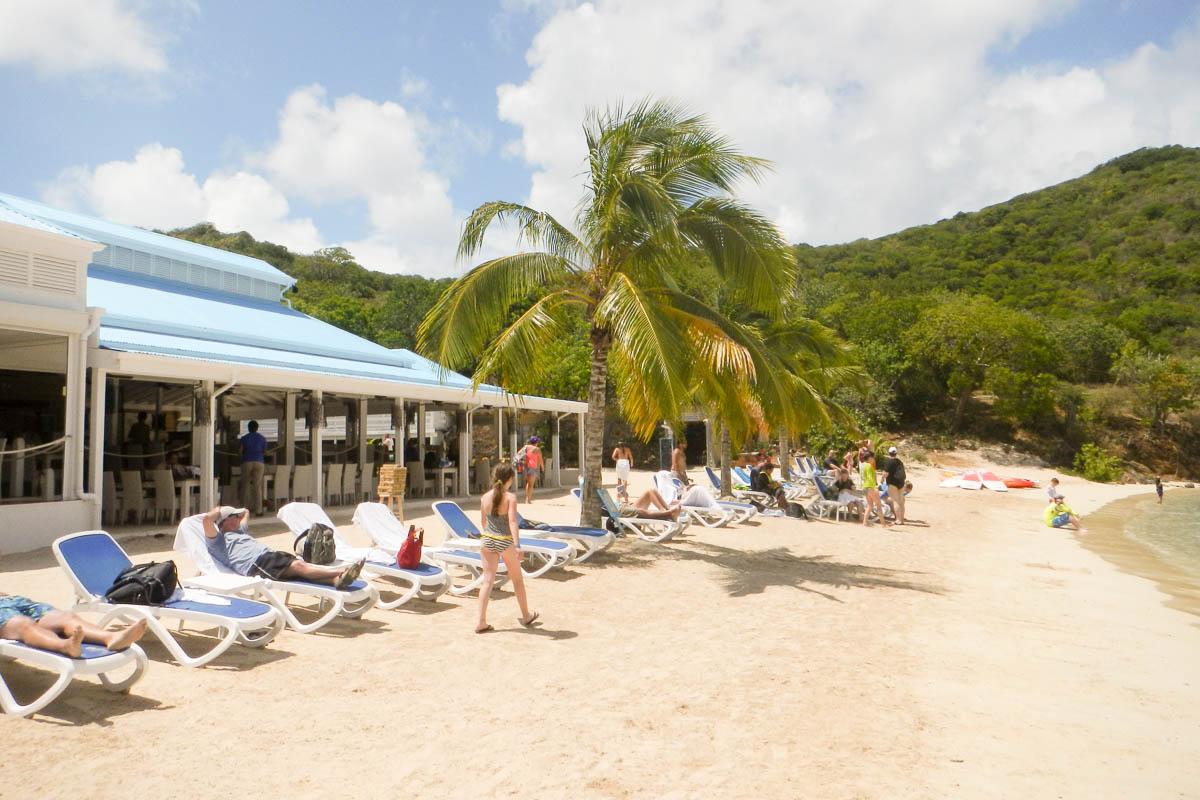Port Adventure Review Tortola Treasure Island Swim