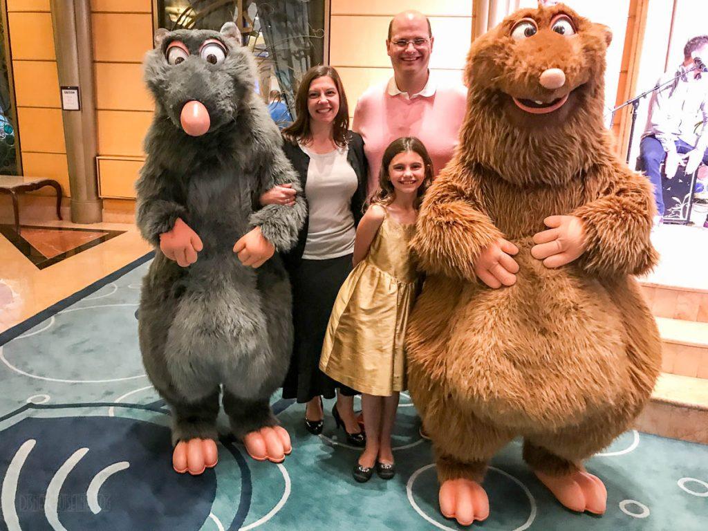 Remy & Emile Family Photo