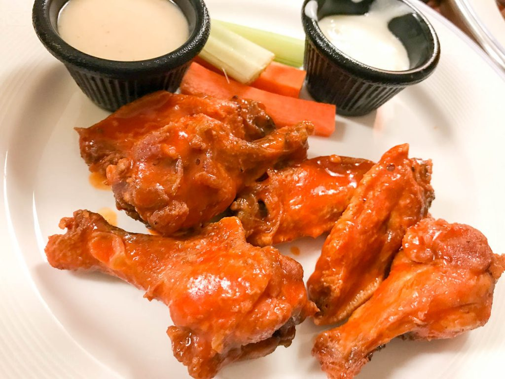 Room Service Buffalo Wings