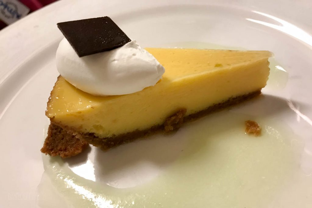 Room Service Key Lime Pie