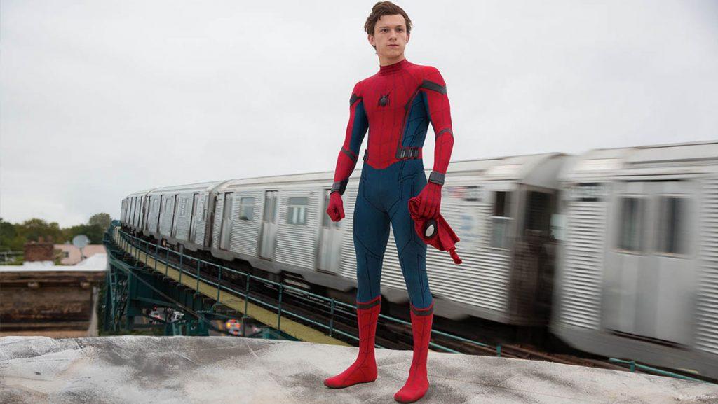 SpiderMan Train