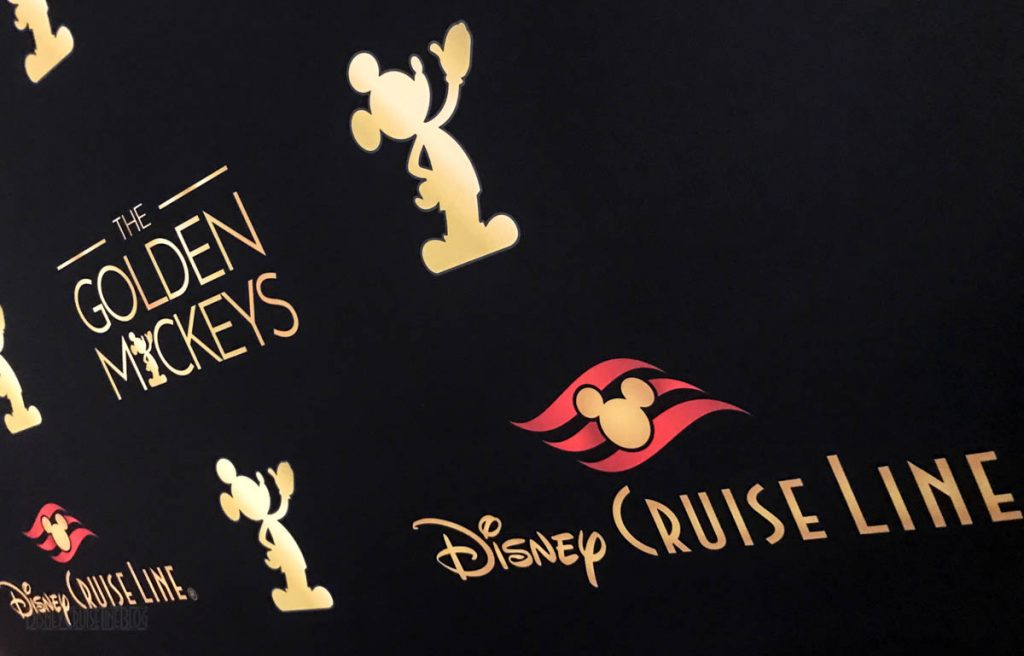 The Golden Mickeys Photo Background