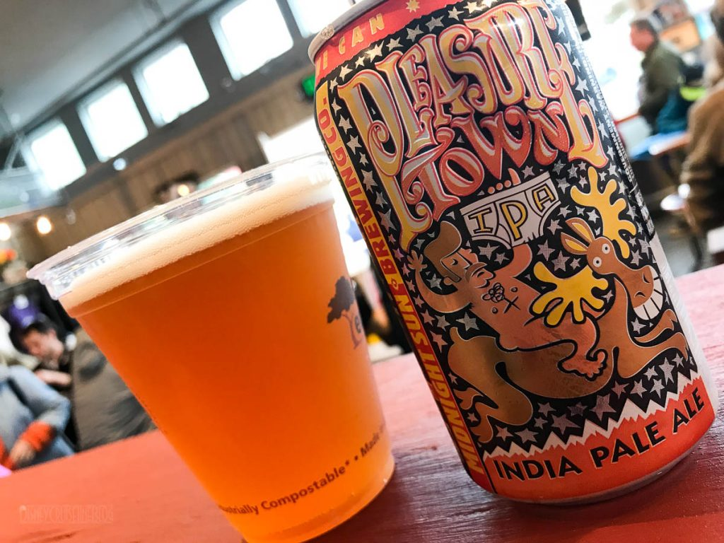 Tracy's King Crab Shack Pleasure Town IPA