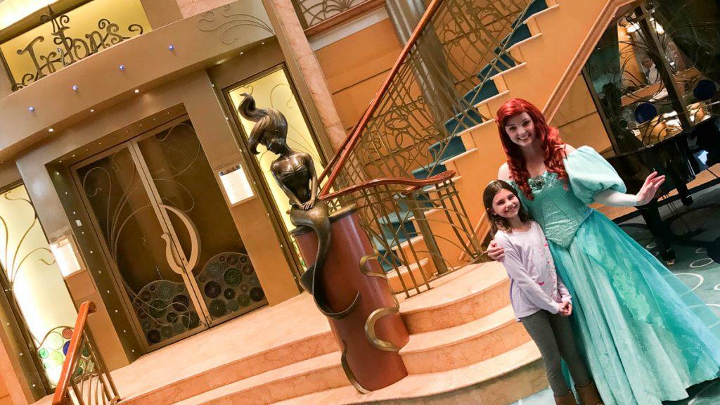 Triton's Ariel Meet & Greet