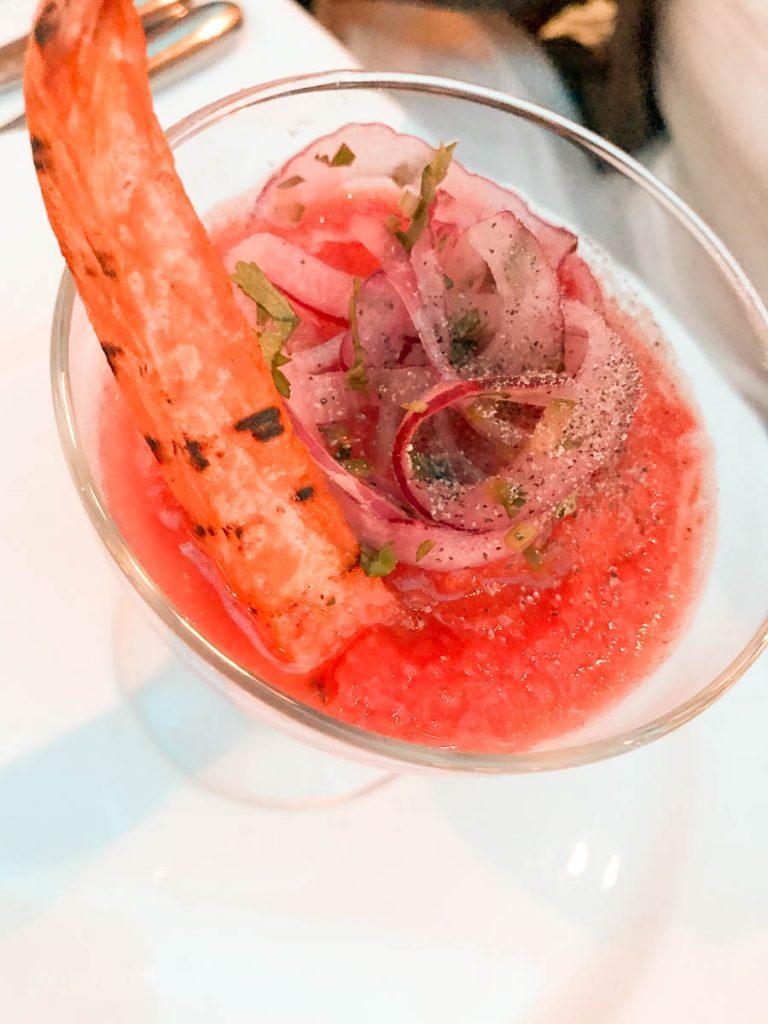 Triton's Lunch Shrimp Ceviche