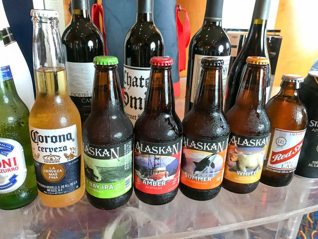 Wonder Alaskan Bottled Beer