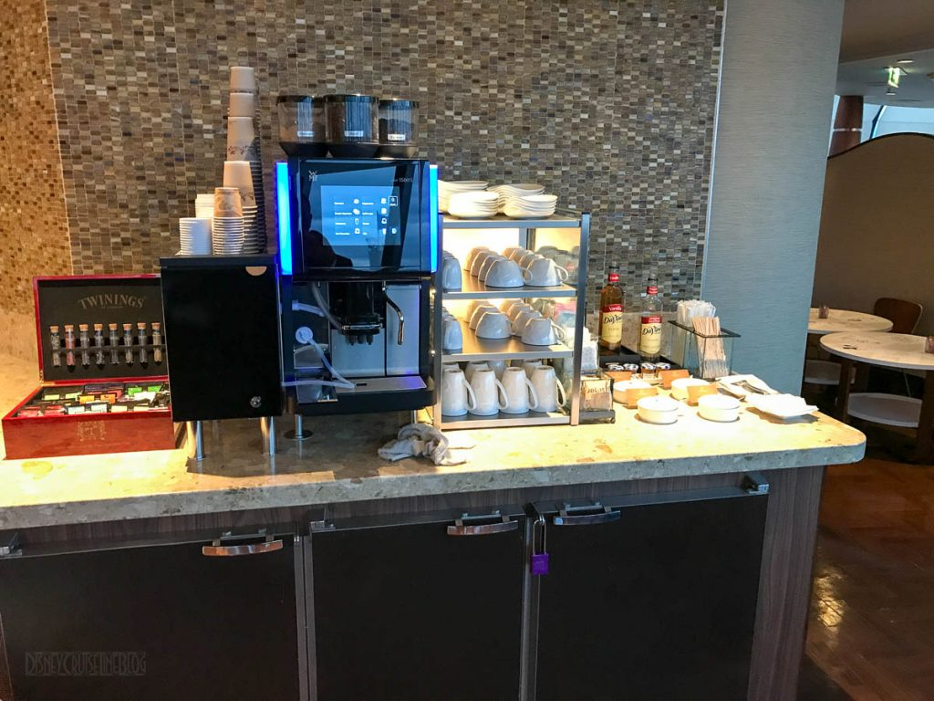 Wonder Concierge Lounge Coffee Machine