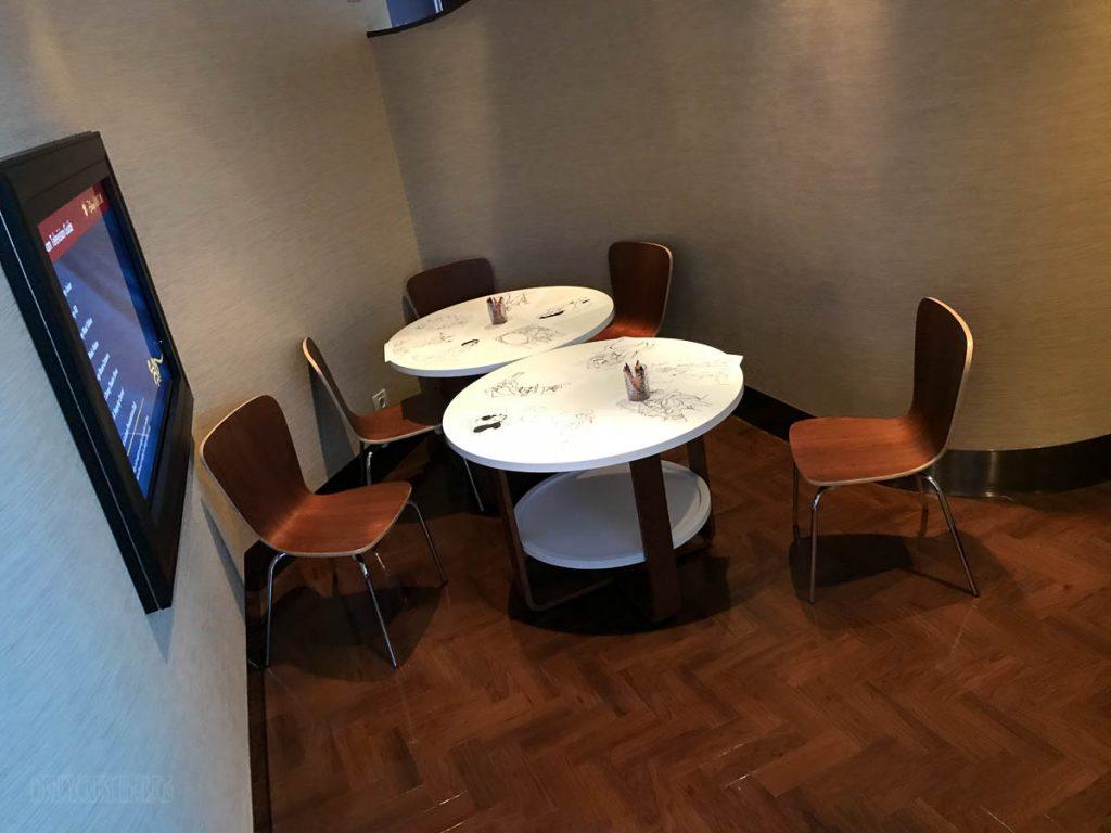 Wonder Concierge Lounge Kids Mini Lounge