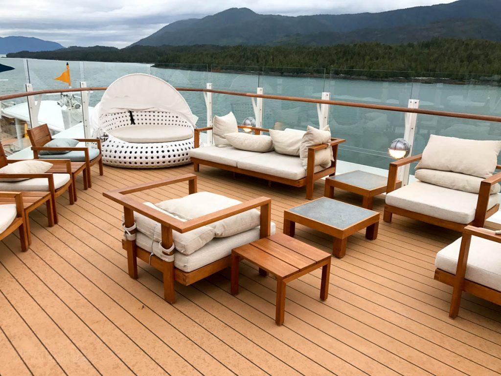 Wonder Concierge Sun Deck