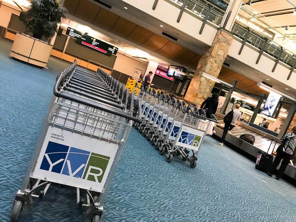 YVR Baggage Claim
